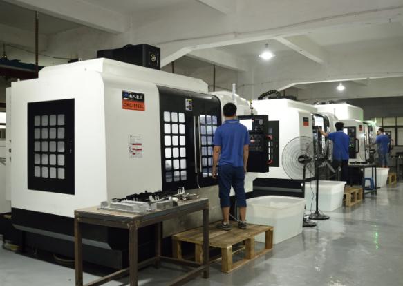 压铸模具CNC加工
