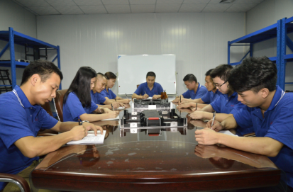 压铸生产会议